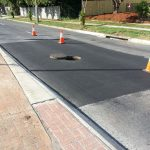 pothole repair services in Romsey