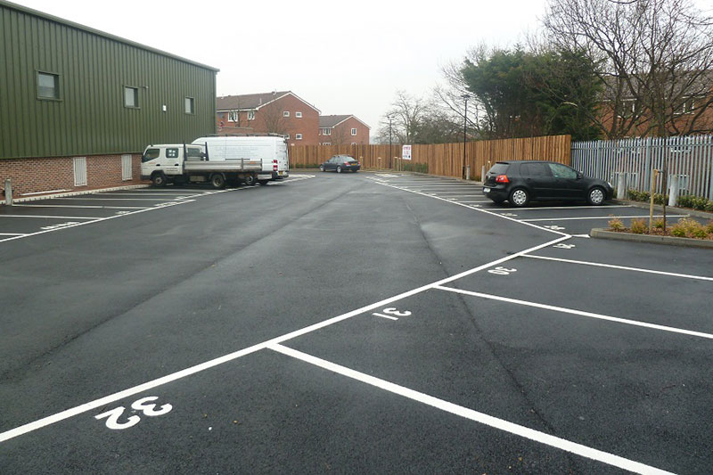 tarmac services in Woodley